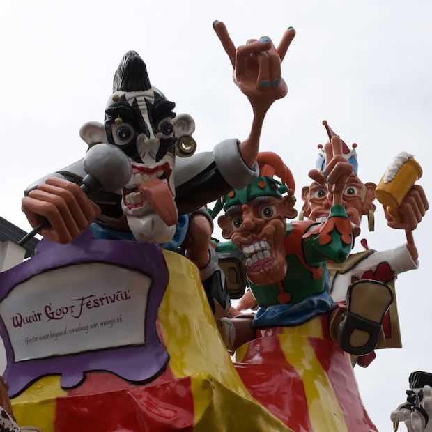 Er wordt weer leutig ingehaakt op carnaval 2018