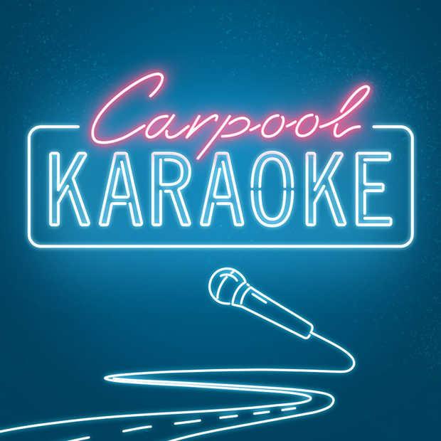 Carpool Karaoke nu gratis te zien via Apple TV App