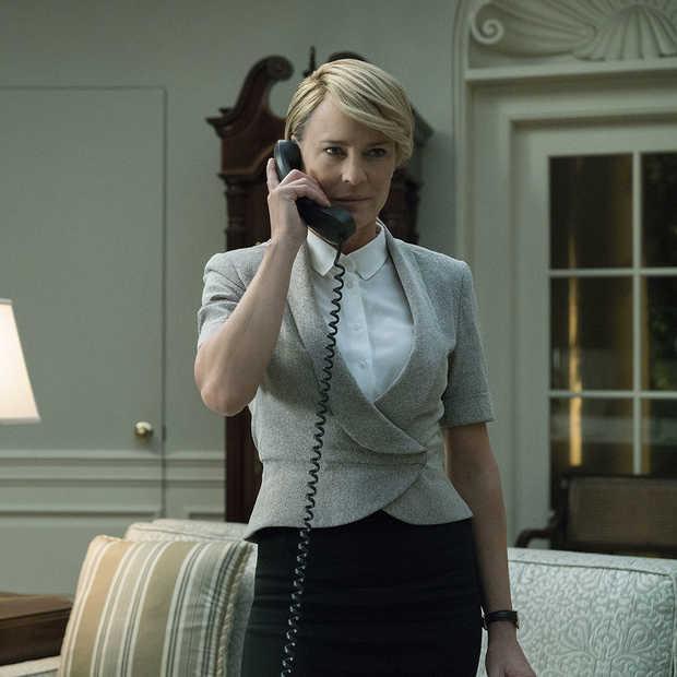 Het laatste seizoen van House of Cards na de zomer op Netflix