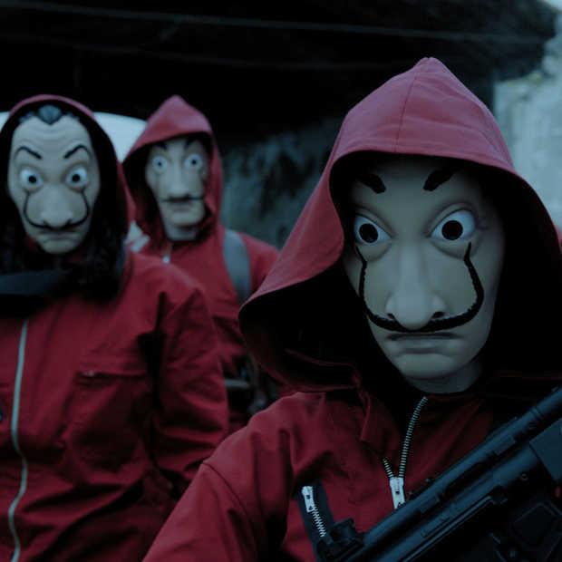 La Casa de Papel seizoen 4 vanaf april op Netflix