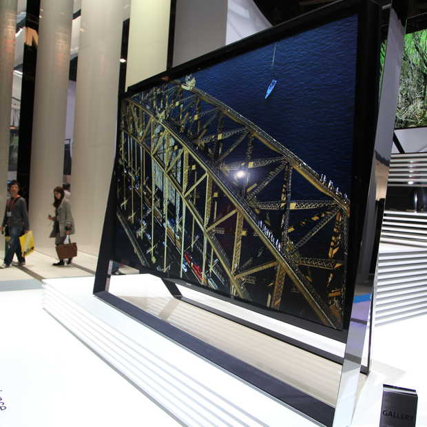 CES 2013: 3D is uit, OLED is in