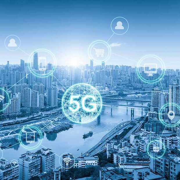 110 miljoen Chinezen gebruiken 5G
