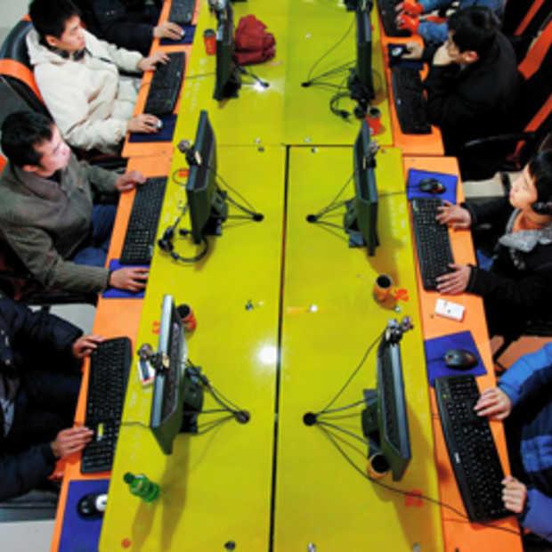 Chinese Regering legt online games aan banden
