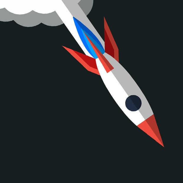 Dit weekend stort er een Chinese raket ter aarde