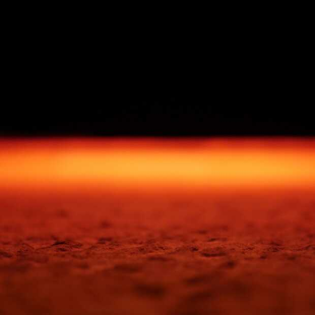 Lekker relaxen met geluiden van Mars