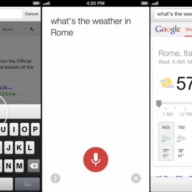 Chrome 27 nu ook beschikbaar voor iOS