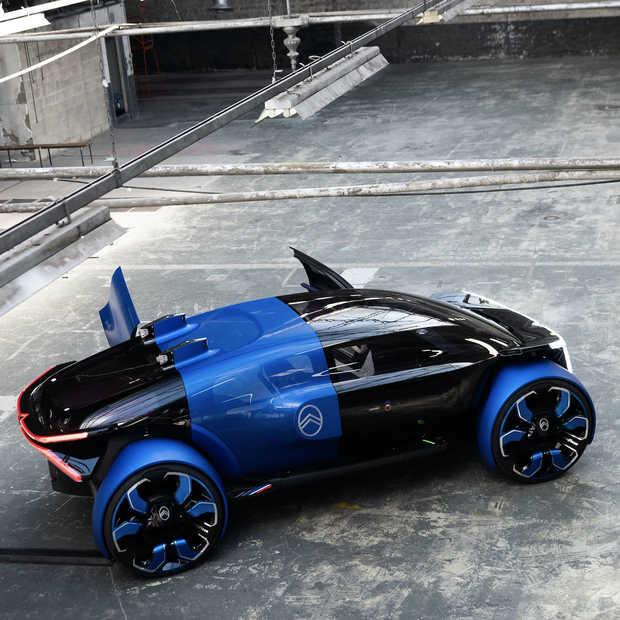 Citroën 19_19 concept car en de toekomst van autorijden