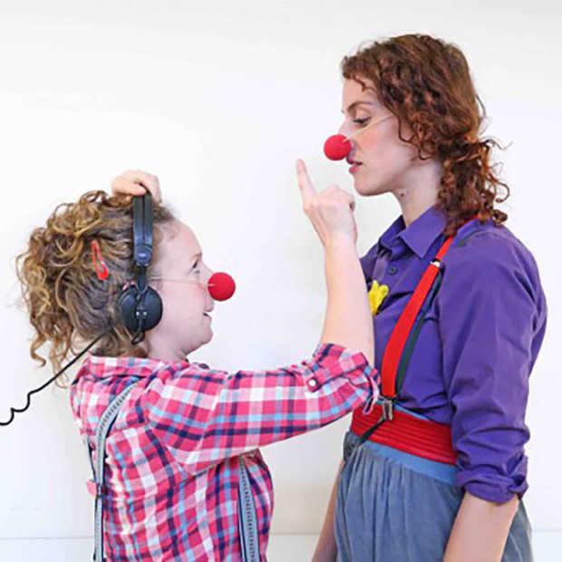 Het effect van het bezoek van CliniClowns op kinderen