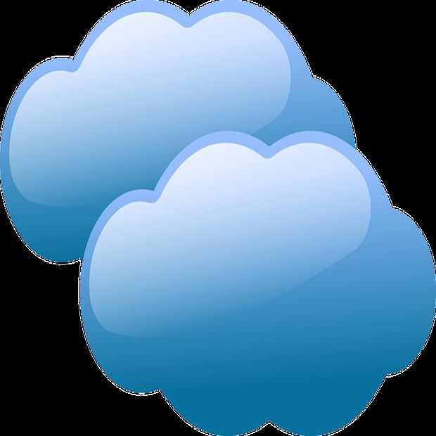 Een kleine 30 procent van de bedrijven gebruiken cloud-diensten