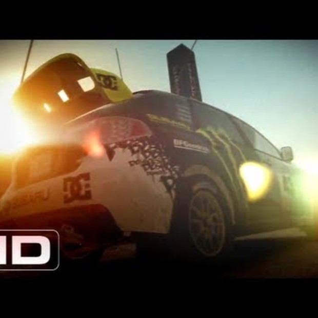 Official trailer Dirt 2