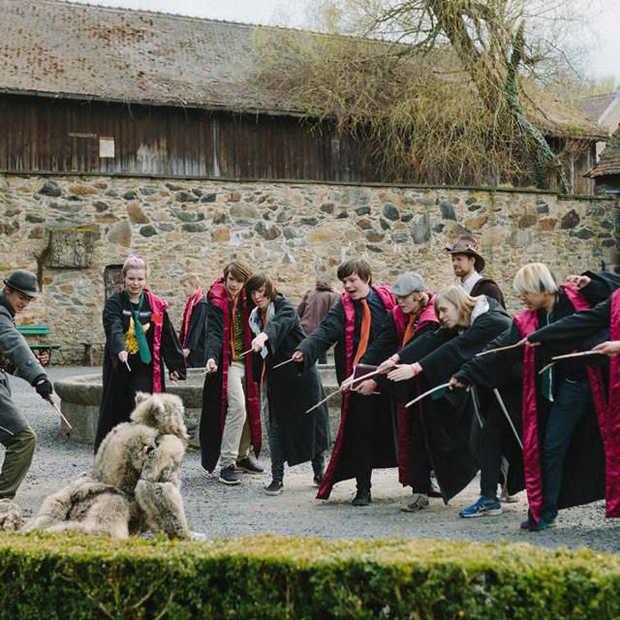 Deze school in Polen is gebaseerd op Hogwarts van Harry Potter