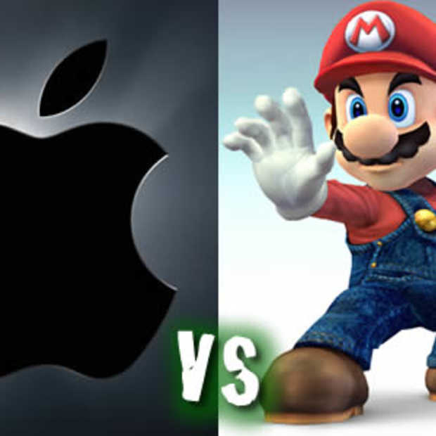 column: iPad 2 vs Nintendo 3DS