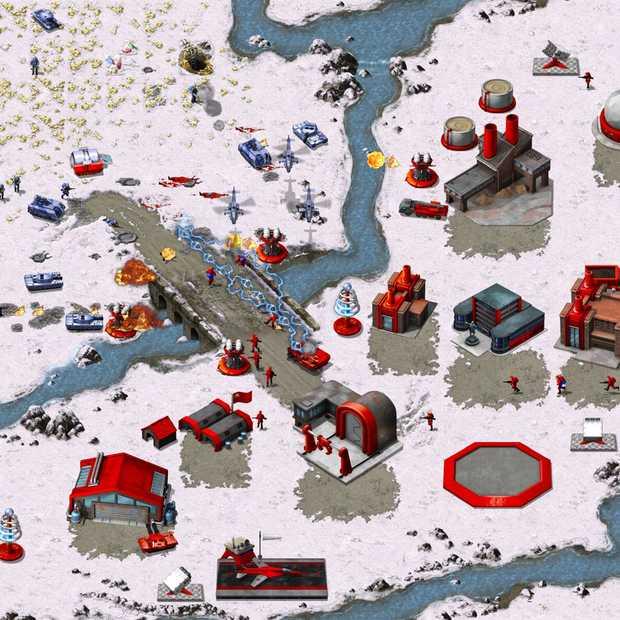 EA geeft broncode van Command & Conquer Remastered Collection vrij