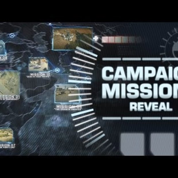 Command & Conquer storytelling