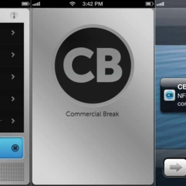Commercial Break: een app die je vertelt wanneer het reclameblok voorbij is