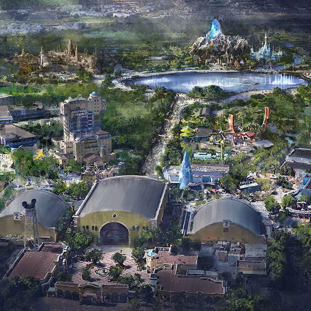 Disneyland Parijs krijgt nieuwe gebieden met Marvel, Frozen en Star Wars thema