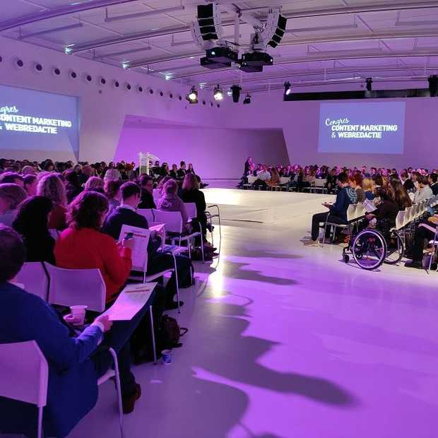 Dit was het Congres Content Marketing & Webredactie 2018