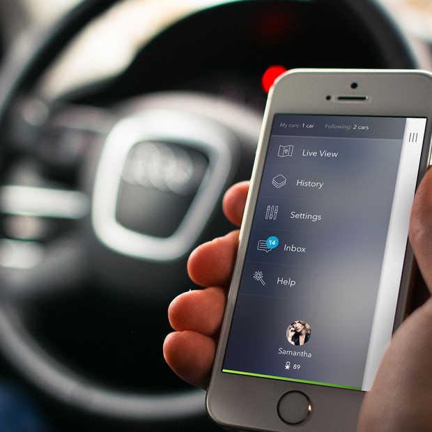 Nederlandse Startup lanceert 'connected car'-oplossing