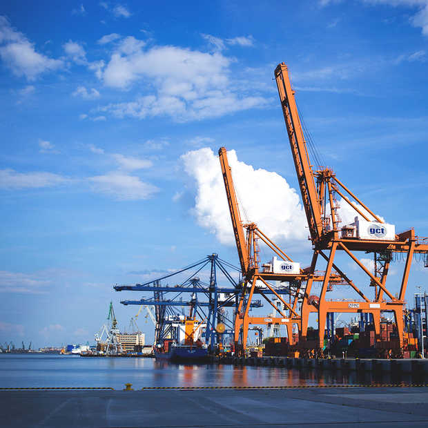 Internet of Things in de praktijk: havens van de toekomst