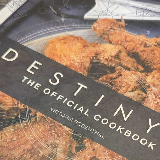 ​Destiny - The Official Cookbook: lekker eten