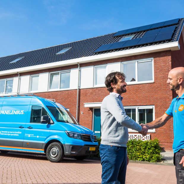 Coolblue gaat zonnepanelen verkopen en installeren