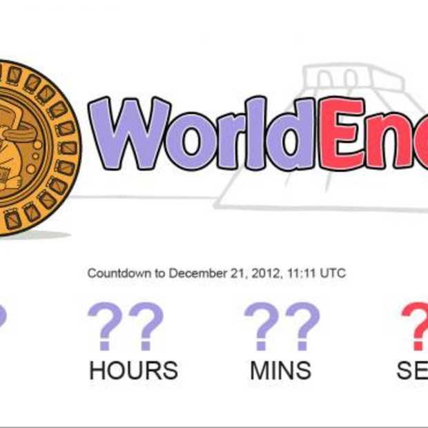 Countdown tot het einde van de wereld