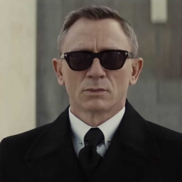 Daniel Craig wordt nóg een keer Bond; nieuwe film eind 2019
