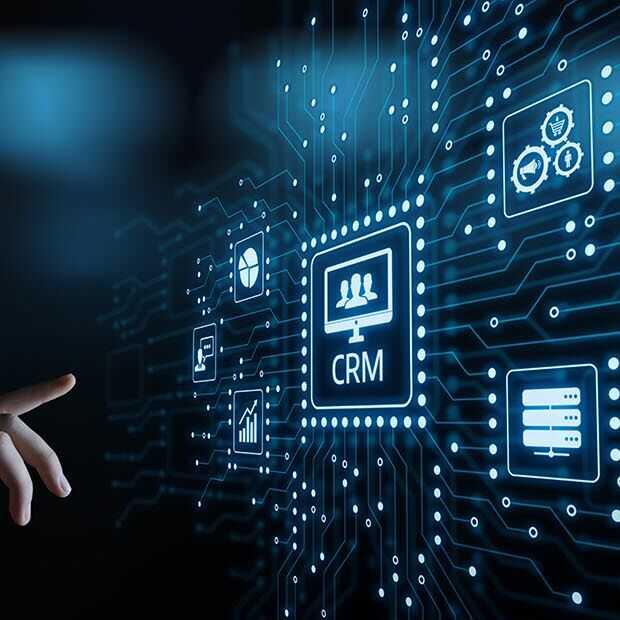 De in hoog tempo digitaliserende economie vraagt om professionele CRM tools
