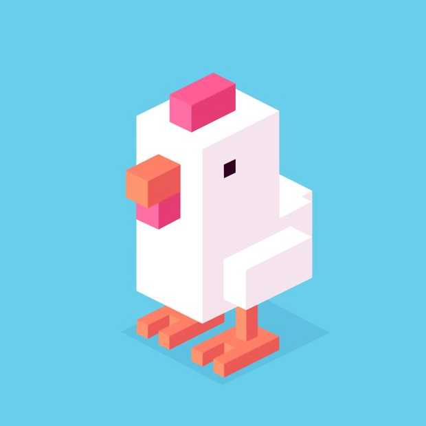 Crossy Roads is een oude bekende