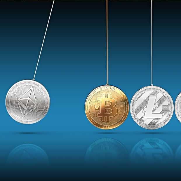 Cryptovaluta zakt verder: tweederde minder waard dan in januari