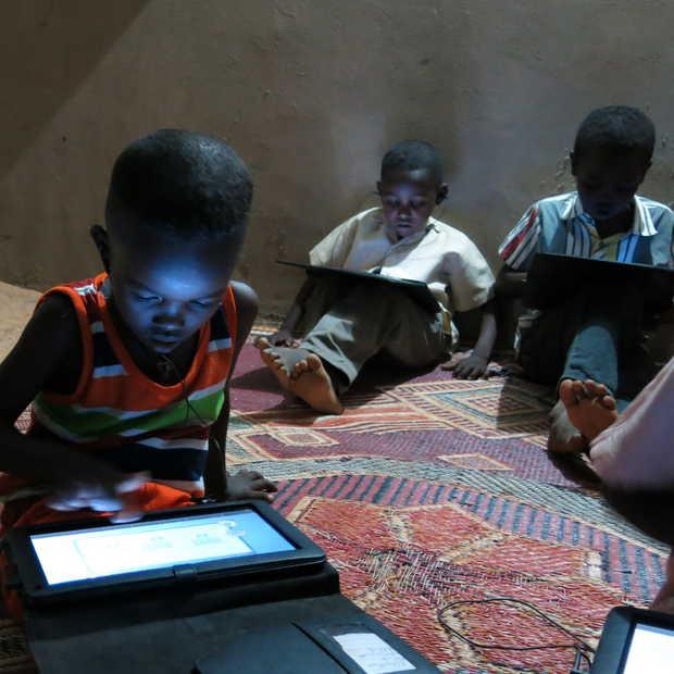 Google.org gaat kinderen uit conflictgebieden helpen bij onderwijs