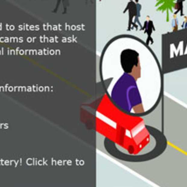 Cybercrime, weet jij wie jouw online buurman is? [Infographic]