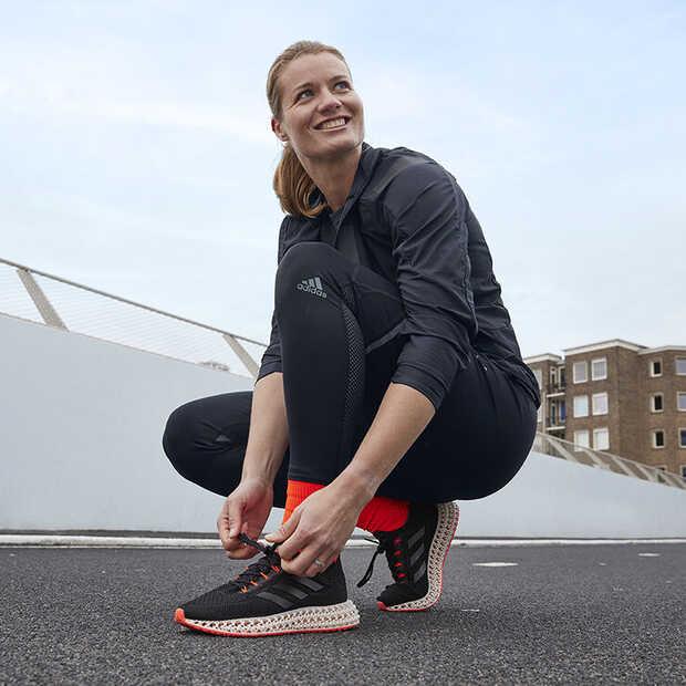 Adidas 4DFWD: een futuristische hardloopschoen met 3D-print technologie