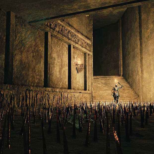 Dark Souls 2: Crown of the Sunken King is old-school Souls