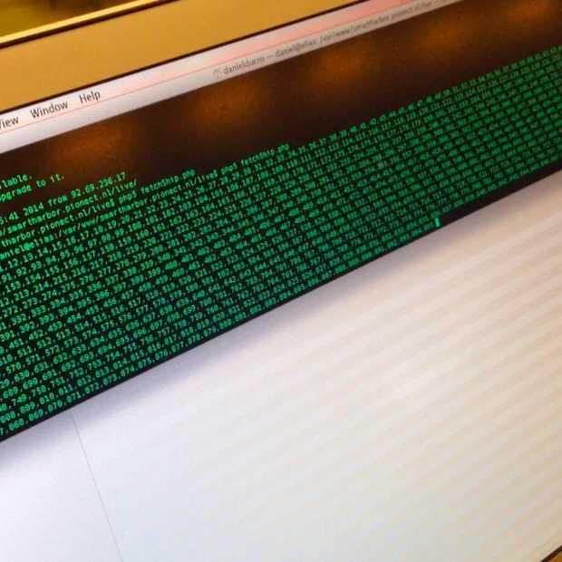 En dan organiseer je een 24-uurs hack. Initiator Léon Gommans aan het woord #WPH2014