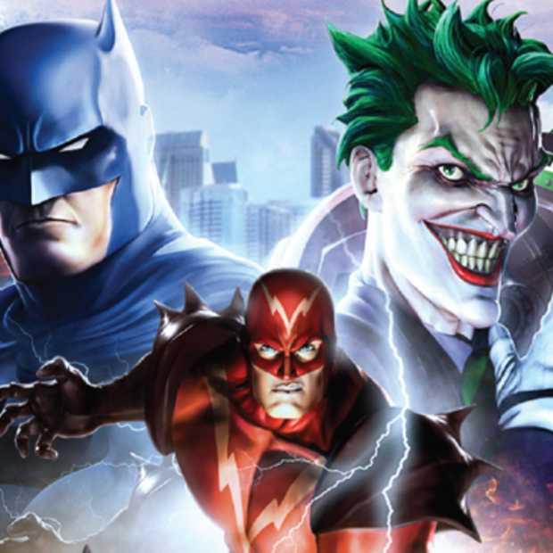 DC Universe Online zit vast in het midden