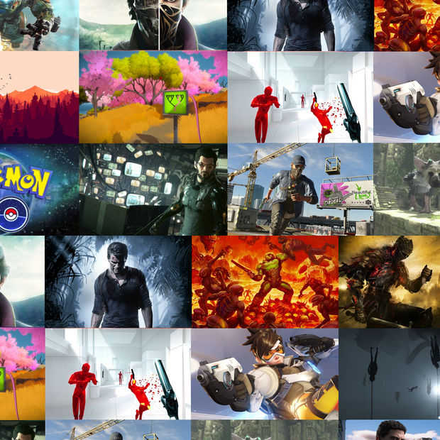 DC Gaming podcast: Games of the year 2016