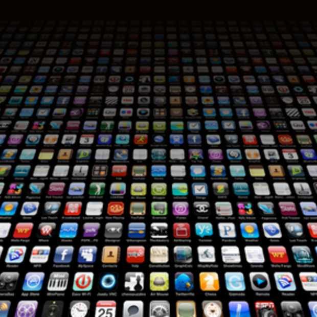 De 10 meest gebruikte smartphone apps wereldwijd