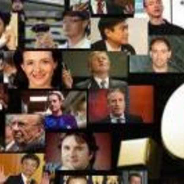 De 25 machtigsten op het web