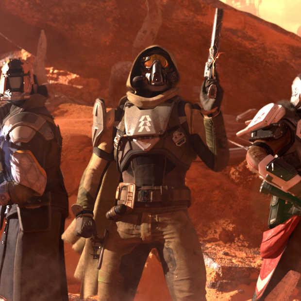 De beta laat zien waarom Destiny heel groot kan gaan worden