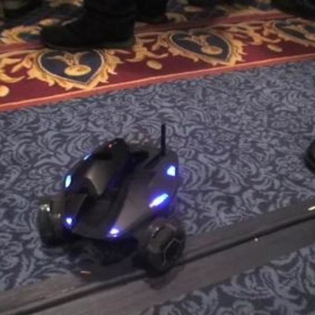De Consumer Electronics Show (CES) 2008 preview in Las Vegas