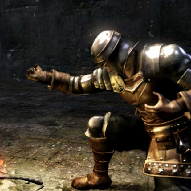 De dood is slechts het begin in Dark Souls [preview]