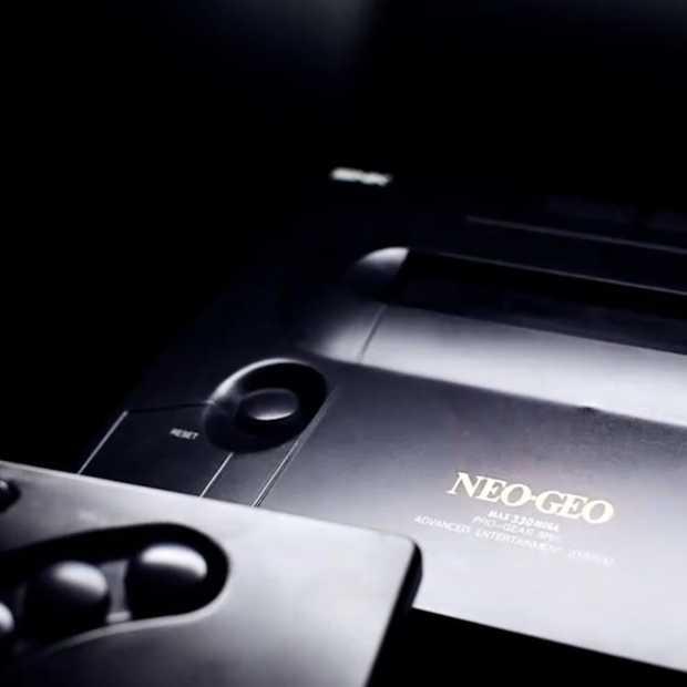 De Neo Geo zoals je hem nog nooit hebt gezien