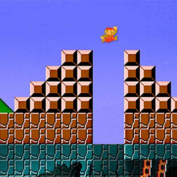De onderwereld van Super Mario Bros. blootgelegd
