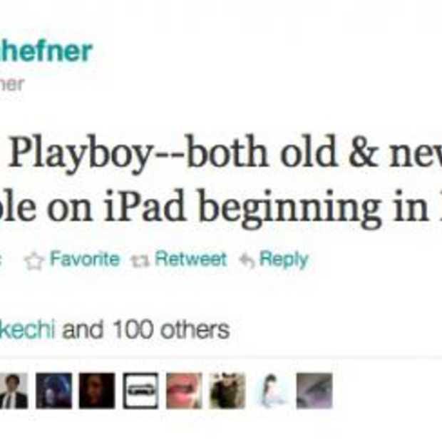 De Playboy iPad App wordt wel gecensureerd