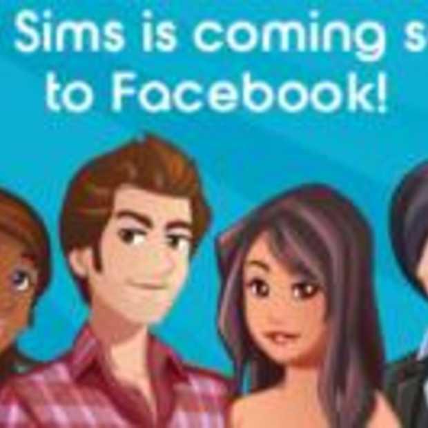 De Sims komen naar Facebook