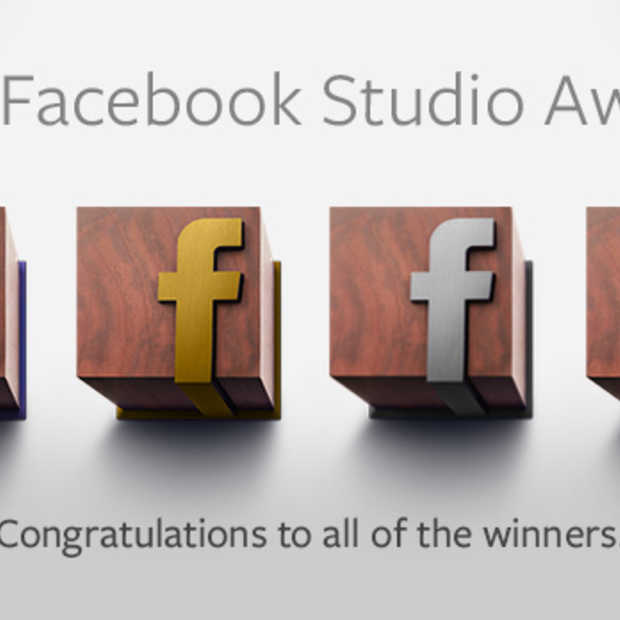 De winnaars van de Facebook Studio Awards 2014