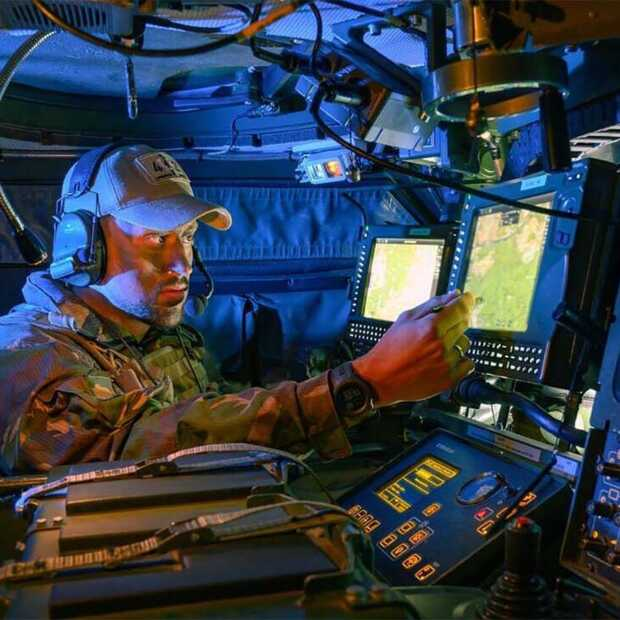 Defensie start 2021 met vernieuwing ruggengraat IT