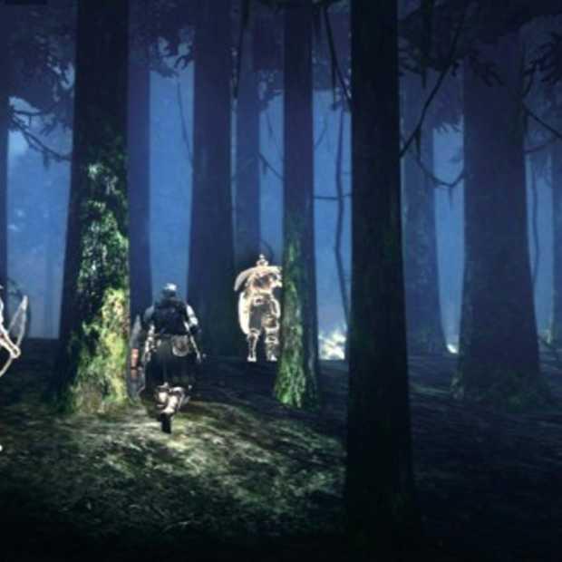 Demon's Souls 2 was Project Dark maar wordt Dark Souls (en moeilijker)