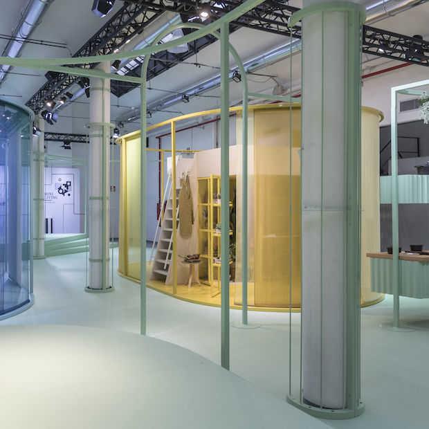 MINI presenteert woonconcept: creatief gebruik van ruimtes